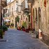 Streets of Ortygia (Siracusa)
