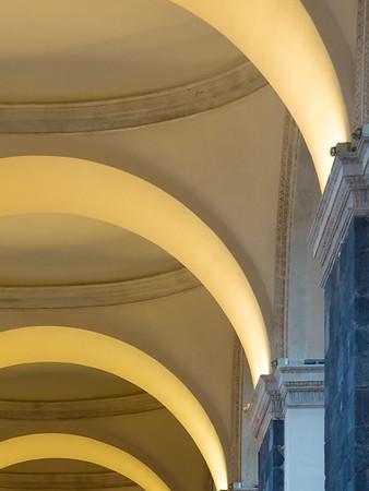 Inside Duomo di Catania
