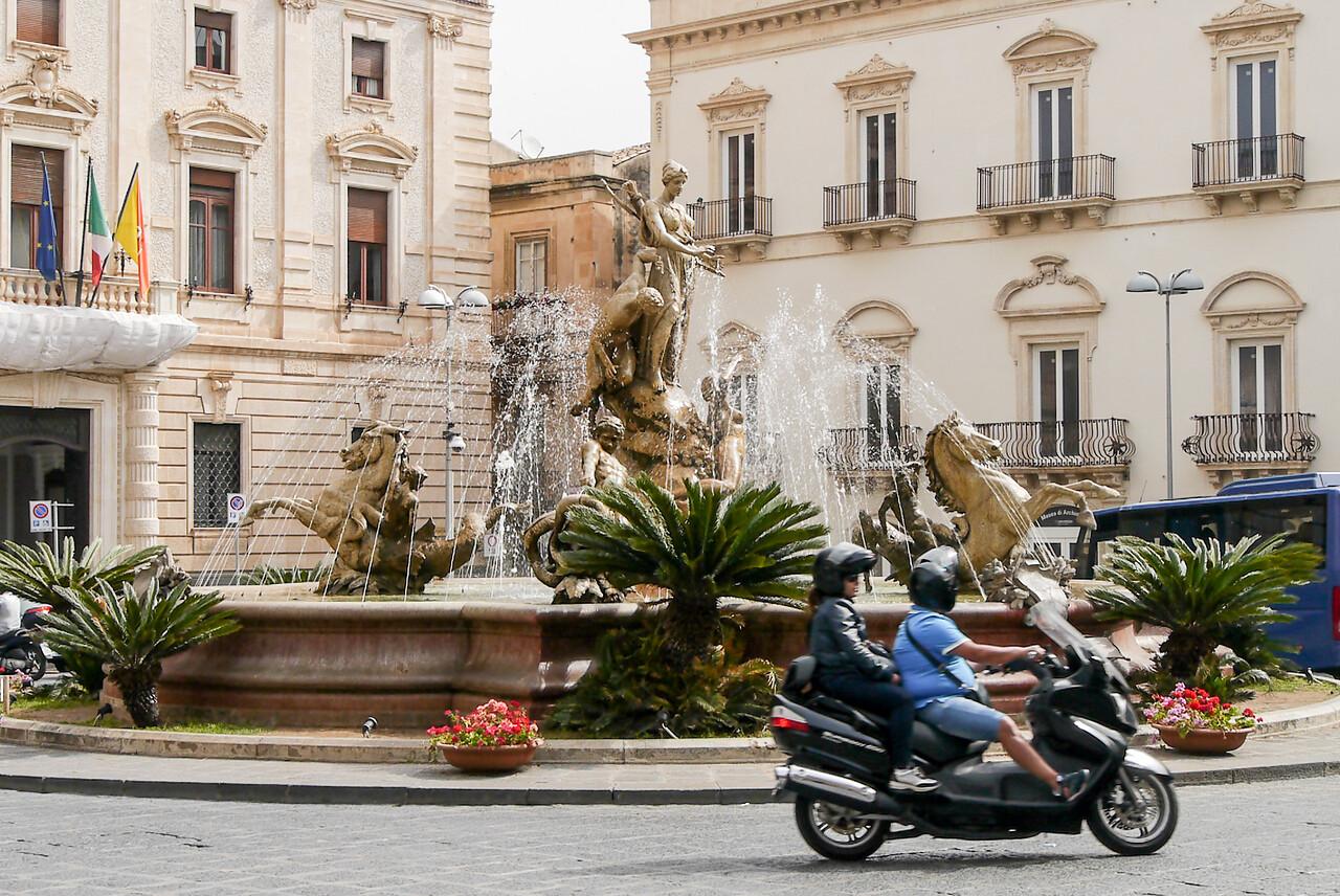 Piazza Archemedes