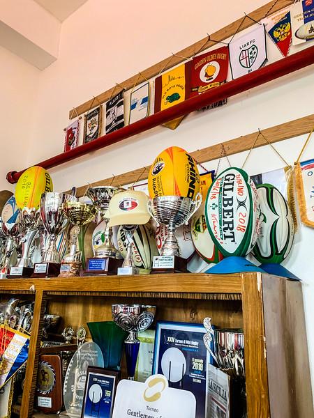 CUS trophies