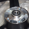 "Maching sidecar wheel (19"") with bearings to fit 20mm axle. Now where is by big Hammer?"