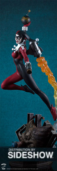 DC Comics Harley Quinn DC Comics Maquette