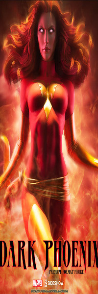 Dark Phoenix Premium Format™ Figure by Sideshow Collectibles