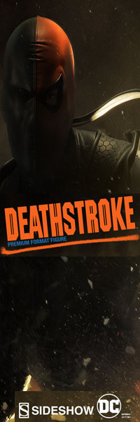 Sideshow Collectibles Deathstroke the Terminator Premium Format Figure