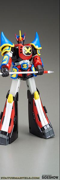 Goshogun Collectible Figure by Yamato USA