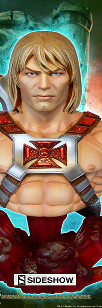 Masters of the Universe He-Man Masters of the Universe Collectible Bust