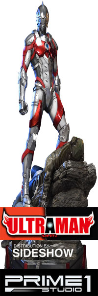 Prime 1 Studios Ultraman Statue Distributed by Sideshow Collectibles