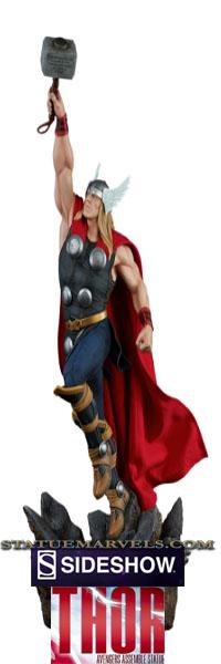 Sideshow Thor Marvel Statue