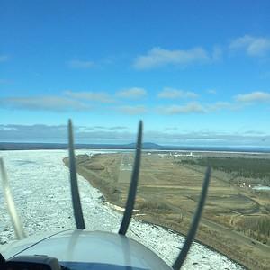 Galena landing.