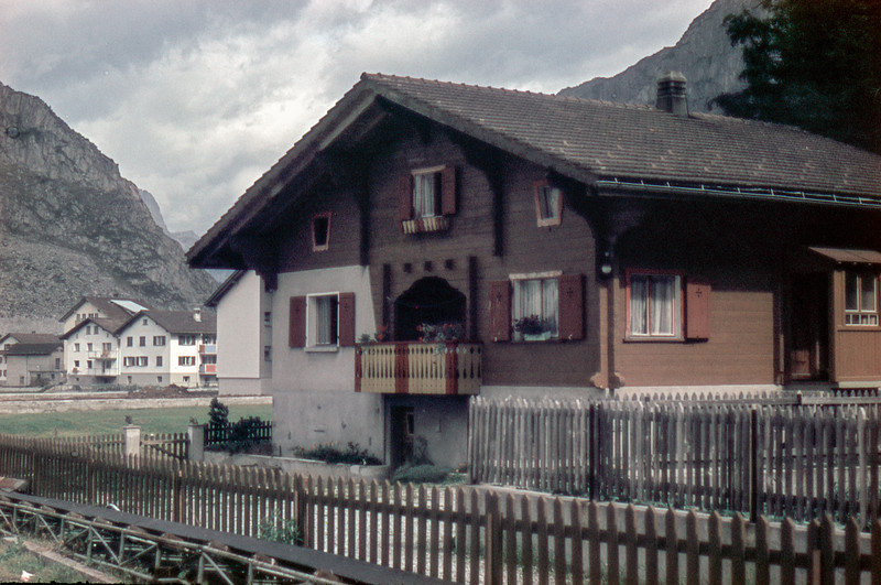 Andermatt, Swiss Cottage