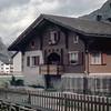Swiss Alpine Cottage