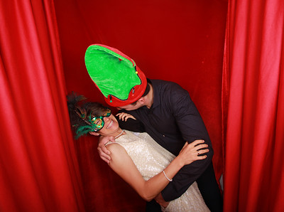 Siemens Christmas Party 2015 Photobooth Photos