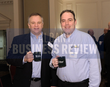David Apkarian and Jaret Morse from TransTech Systems.