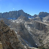 Whitney and the needles in the back.  Whotan's Throne below Whitney.  Russel on the right skyline.