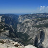 WOW!  Half Dome and Yosemite Valley