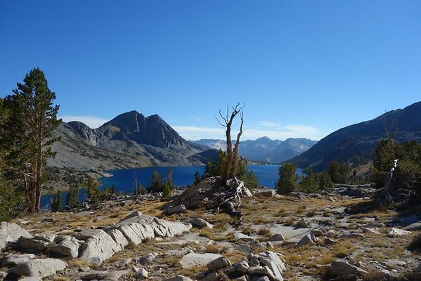 Duck Lake Peak (12,077) - Aug 30, 2014