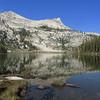 Elizabeth Lake and Unicorn Peak