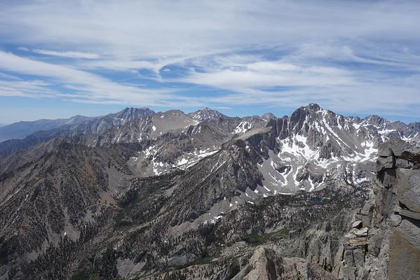 Kearsage Peak  (12,598) - June 21, 2014