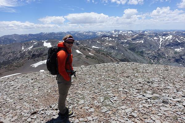 Leavitt Peak (11,572) - Jul 7, 2017