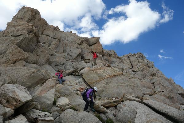 Matterhorn Peak (12,279) - Aug 19, 2014