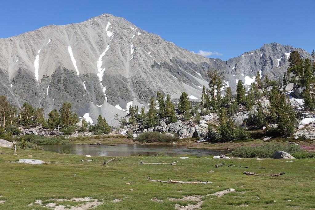 Mt. Morgan (S) and Little Lakes Peak