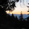 Sunrise over the Inyos