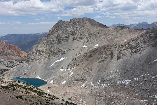 """Mt. George Davis aka """"Wonder Peak"""" (12,691) - Aug 18, 2018"""