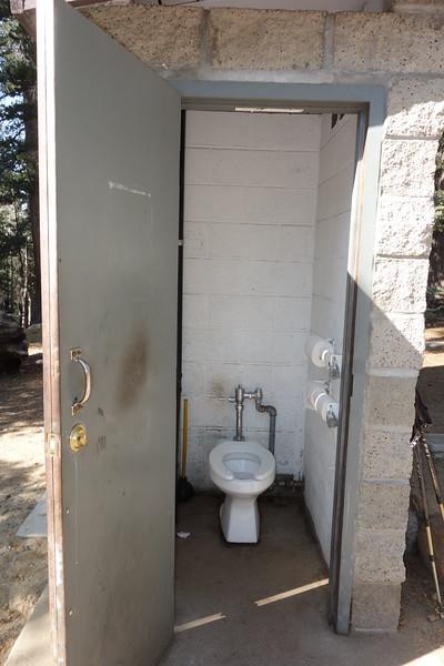Flusher at May Lake!