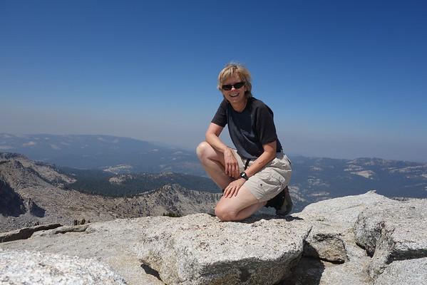Mt. Hoffman (10,850) - Sept 1, 2015