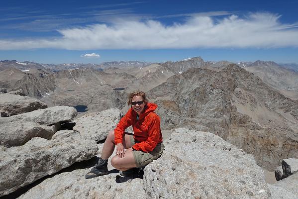 Mt. Langely (14,042 [x2]) -  July 15-16, 2016