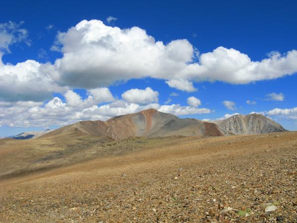 Mt. Gibbs (12,773) - did that one a few weeks ago