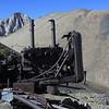 Engine at Tungstar Mine