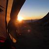 Monday Sunrise from the Inn at Horton Lakes