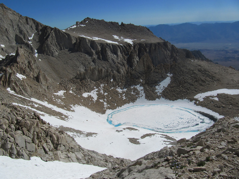 Iceberg Lake, Carrilon beyond