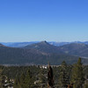 Jackass Peak in center