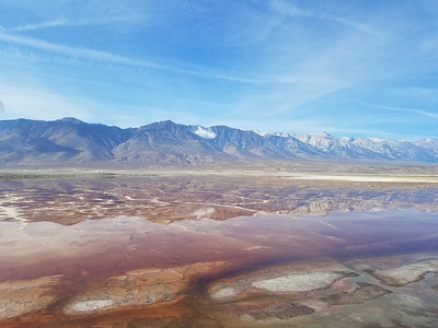 Owens Lake Walkabout - Oct 29, 2016