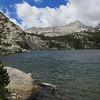 Pine Lake; finally off the dreaded slog.