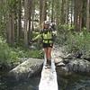 Sooz crossing Pine Creek