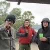 The boyz... Dave, Antony, Rick
