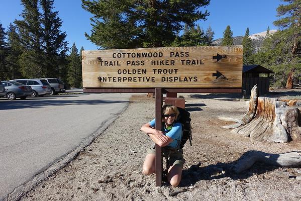 Smatko [11,622 (x2)], Smatko's Bump (~11,426), Trail Peak [11,605 (x4)] - June 25, 2016