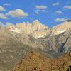 Mt. Whitney, Thor in front and left of center