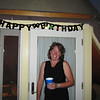 I drove down to Rach's for her 40th BD celebration
