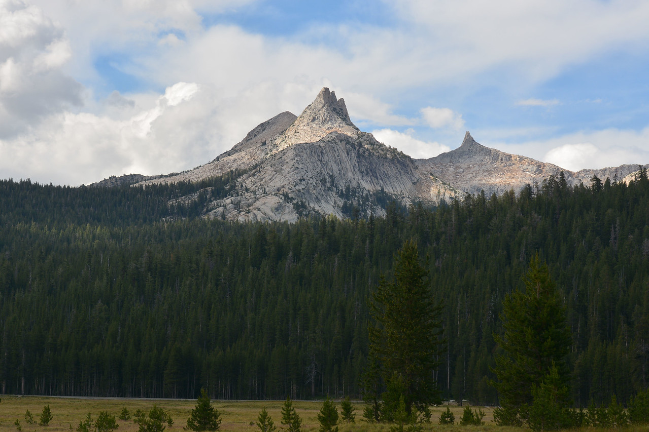 Cathedral and Unicorn Peaks