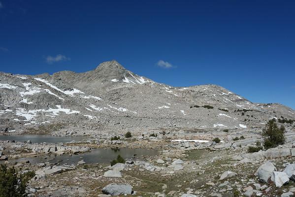 Wahoo Peak (12,488) - June 27, 2014