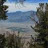 View NE across Owens Valley.