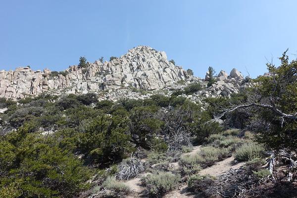 Wonoga Peak [10,371 [x3])