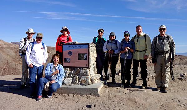 Calcite Mine Slot Canyon Hike w/ Sierra Club, Anza-Borrego Desert State Park January 27, 2018