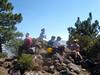 Cahuilla summit