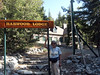 We stayed Saturday night at the Sierra Club's Harwood Lodge in the San Gabriel Mts.