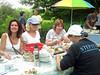 Good food at the Skylands Group picnic